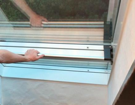 Braas Dachfenster Wartung